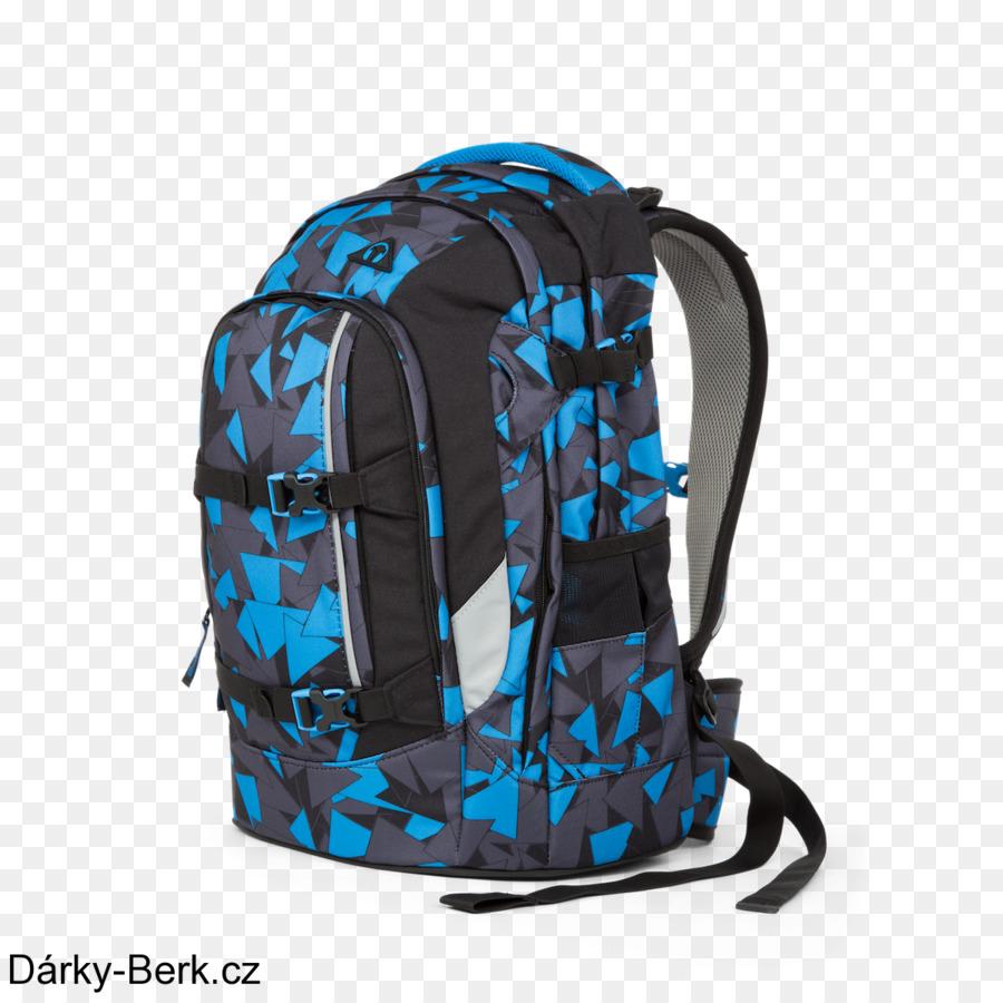 56ae930f4f61b Backpack Satch Pack Ergobag Satch PencilBox Pen Case Aloha Blue ...