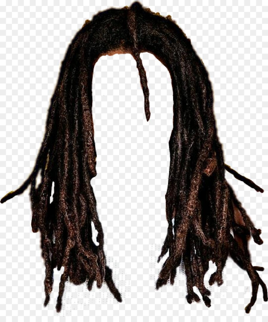 Dreadlocks Hairstyle Black Fashion Human Hair Color Hair Png
