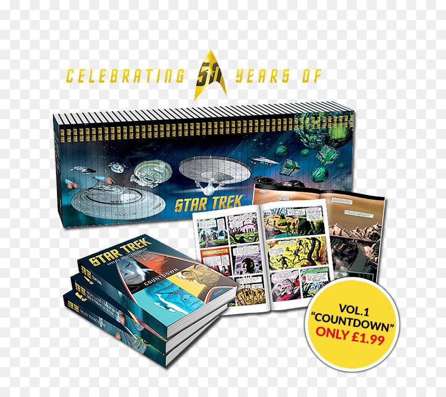 Genial Science Fantasy Star Trek Science Fiction Graphic Novel Gorn   Delorean  Comic