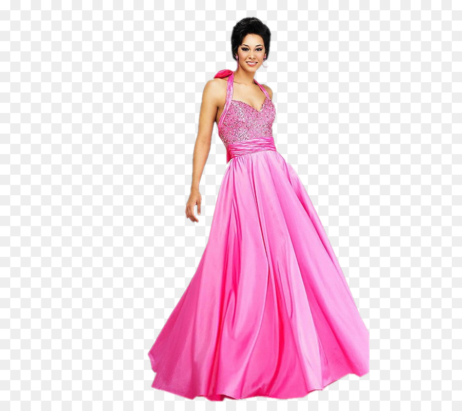Ball gown Dress Formal wear Evening gown - sweet dreams png download ...
