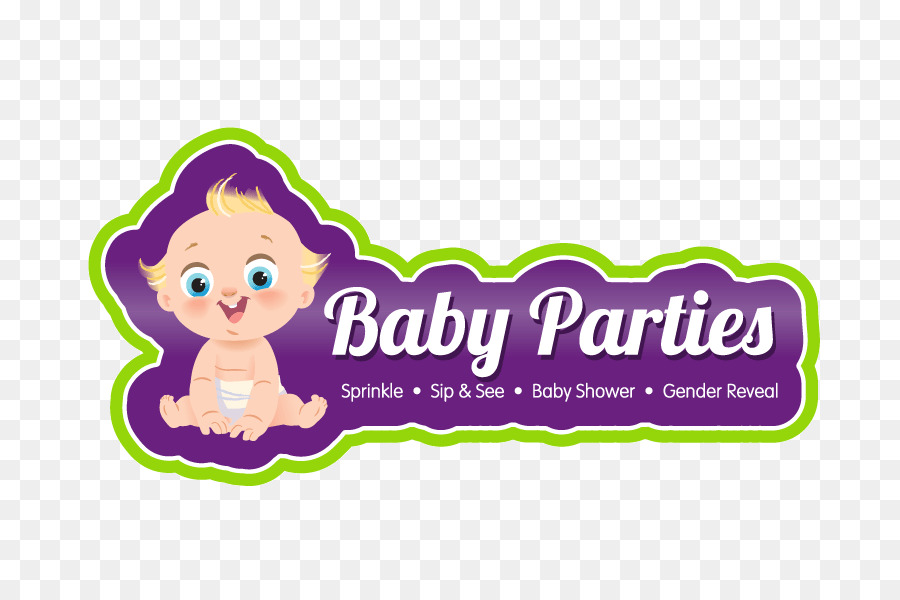 Logo Baby Shower Gender Reveal Clip Art Brand Baby Party Png