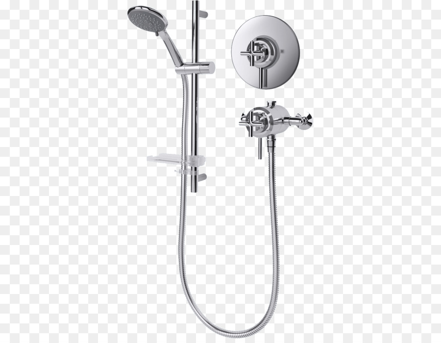 Thermostatic mixing valve Shower Bathroom Mixer - Shower head png ...