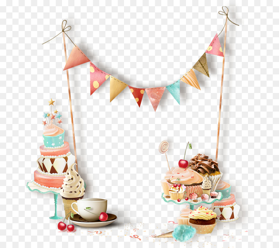 Birthday Cake January Party Clip Art Birthday Png Download 733