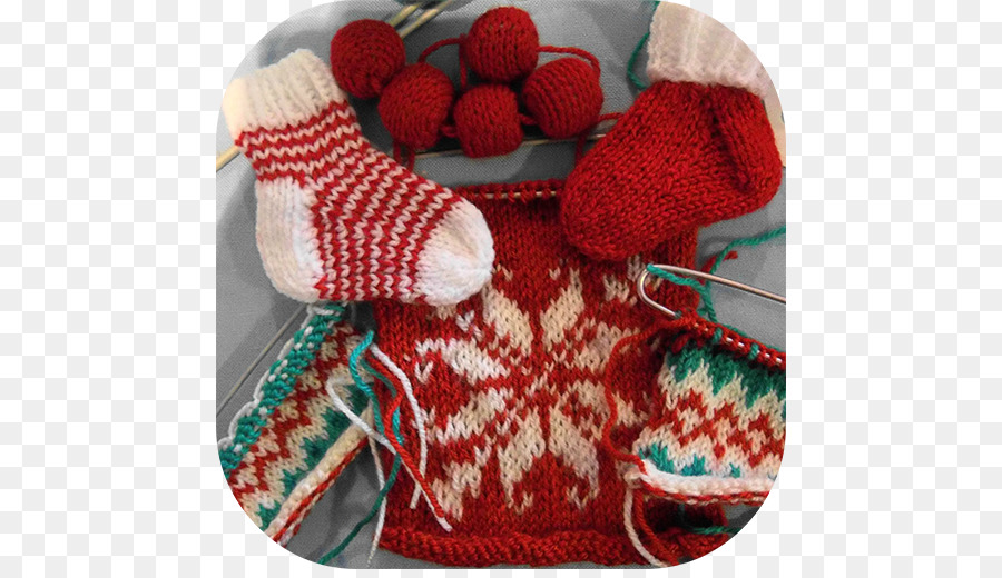 Wool Crochet Christmas Ornament Pattern Product Knit Cap Png