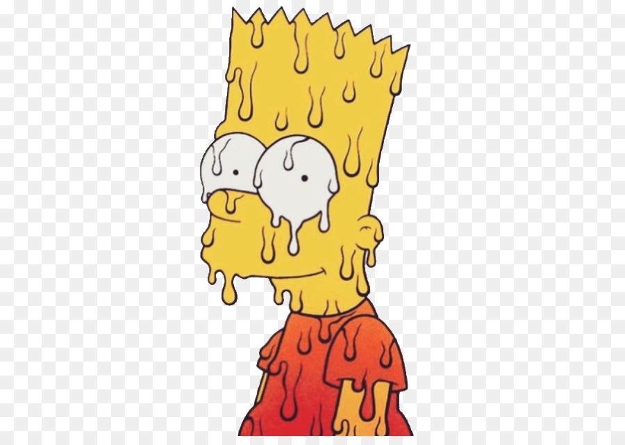 bart simpson homer simpson imagem de desenho de gráficos bart