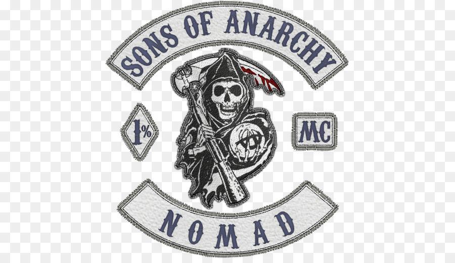 Jax Teller T Shirt Logo Sons Of Anarchy Season 3 T Shirt Png