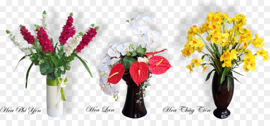 Floral Design Artificial Flower Cut Flowers Wholesale Hoa Lan Png