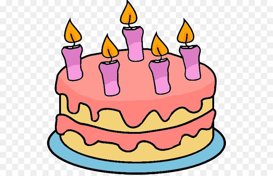 Birthday Cake Drawing png download - 590*576 - Free