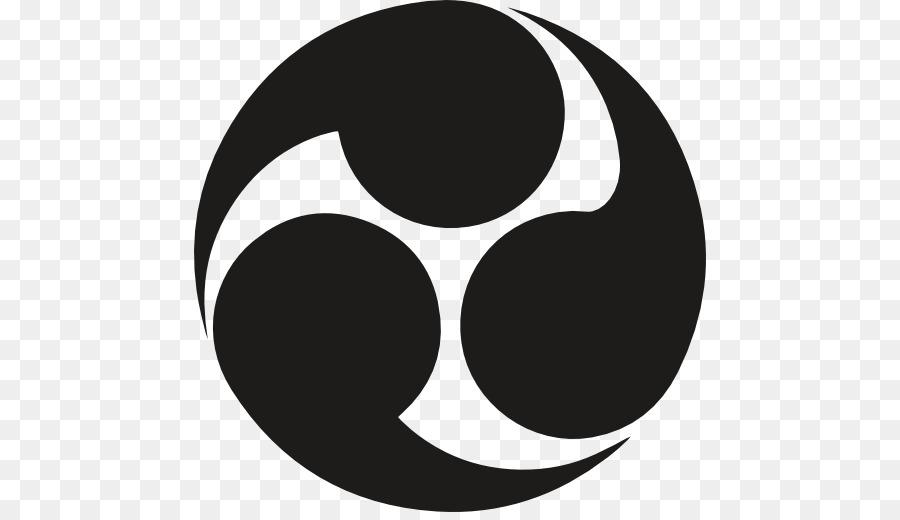 Ryukyu Kingdom Tomoe Mitsudomoe Japan Symbol Japan Png Download