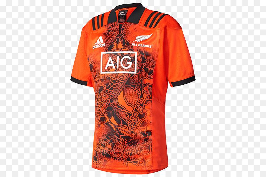 c91dd5f7b36 New Zealand National Rugby Union Team, Māori All Blacks, New Zealand,  Clothing, Orange PNG