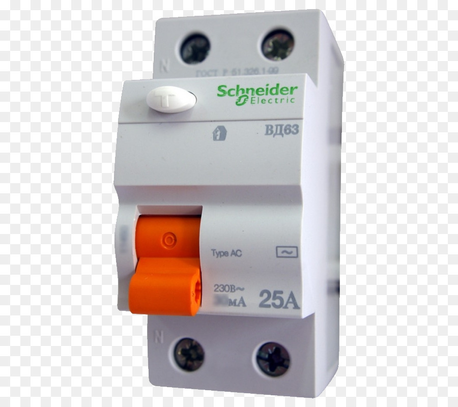 Residual-current device Schneider Electric Circuit breaker Electric ...