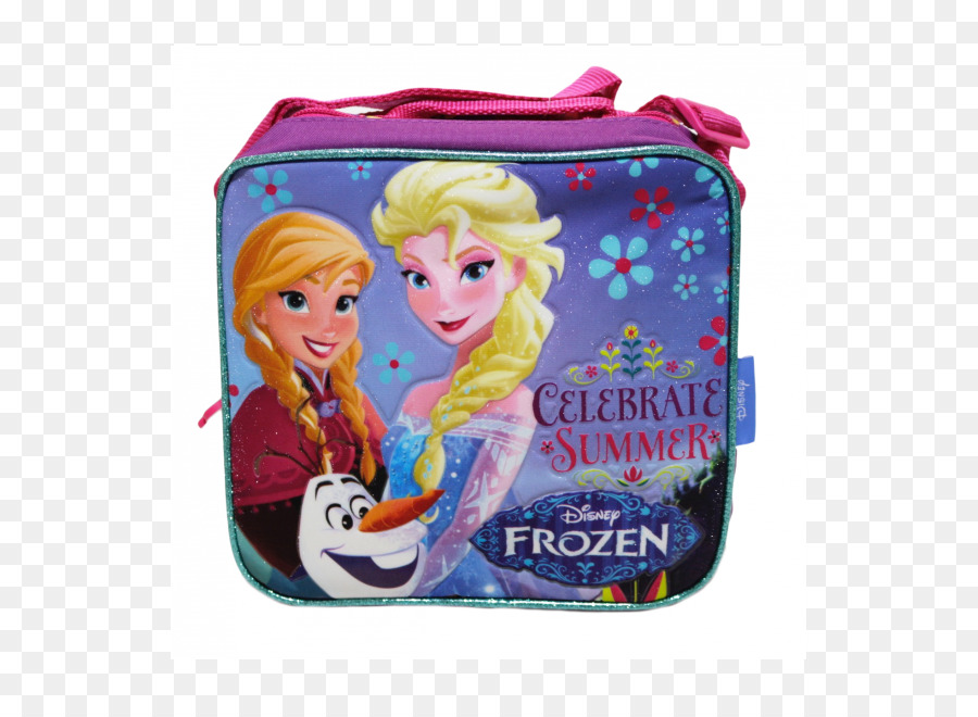 f263b9c412f Handbag Elsa Frozen Backpack Disney Princess - lunch bag png download -  585 650 - Free Transparent Handbag png Download.