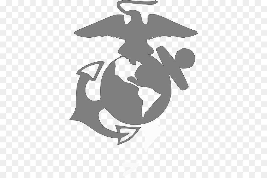 Clip Art United States Marine Corps Eagle Globe And Anchor Logo