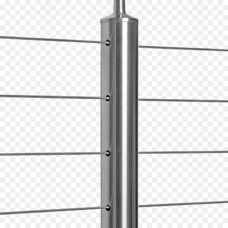 Cable railings Wire rope Guard rail Stainless steel Handrail - steel ...