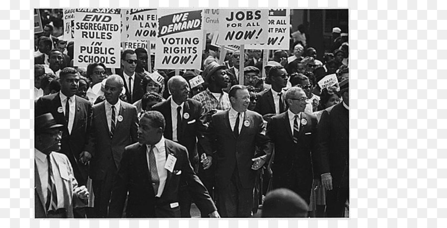 African American Civil Rights Movement 1960s United States March On Washington For Jobs And Freedom