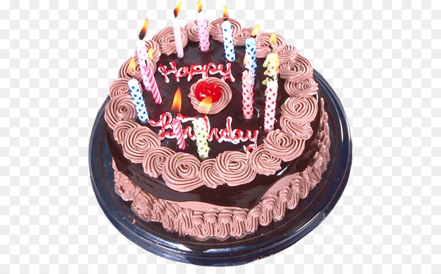Birthday Cake Happy Birthday Chocolate Cake Birthday Png Download