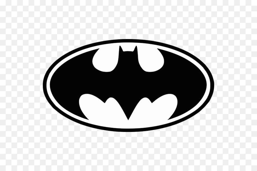 Batman Logo Decal Bat Signal Stencil Batman Png Download 800600