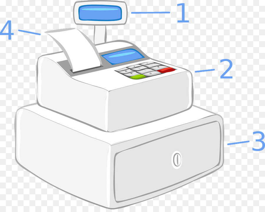 Functions of Cash Counter Machine.