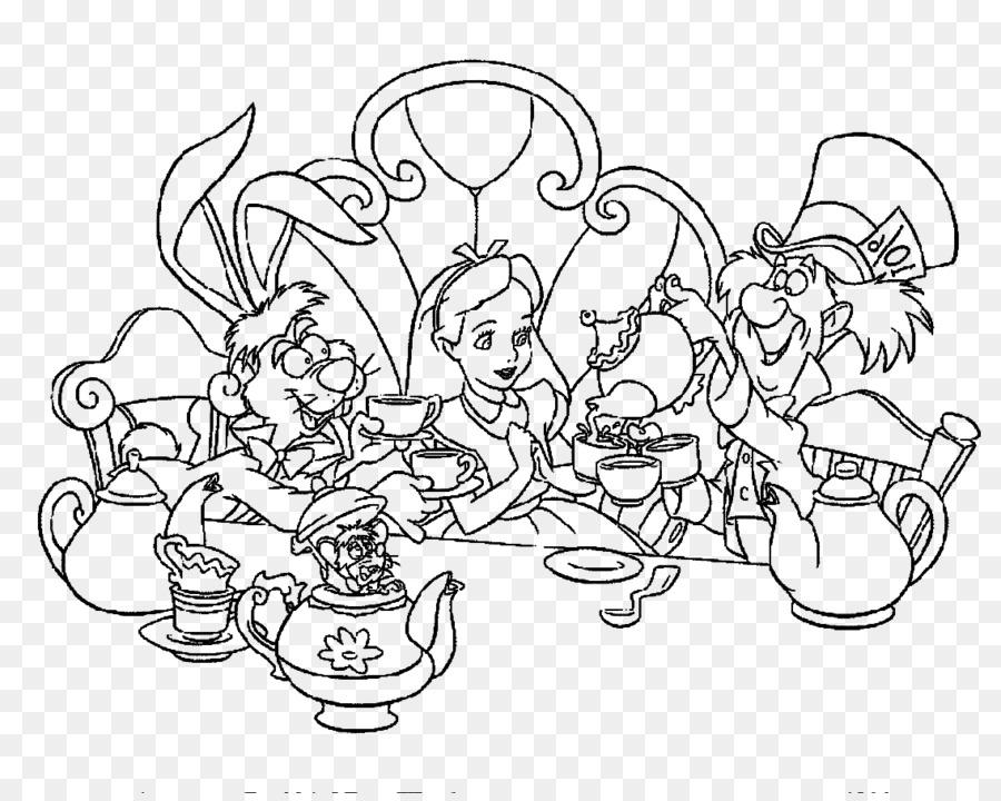 Alice Nel Paese Delle Meraviglie Da Colorare Libro Le Avventure Di