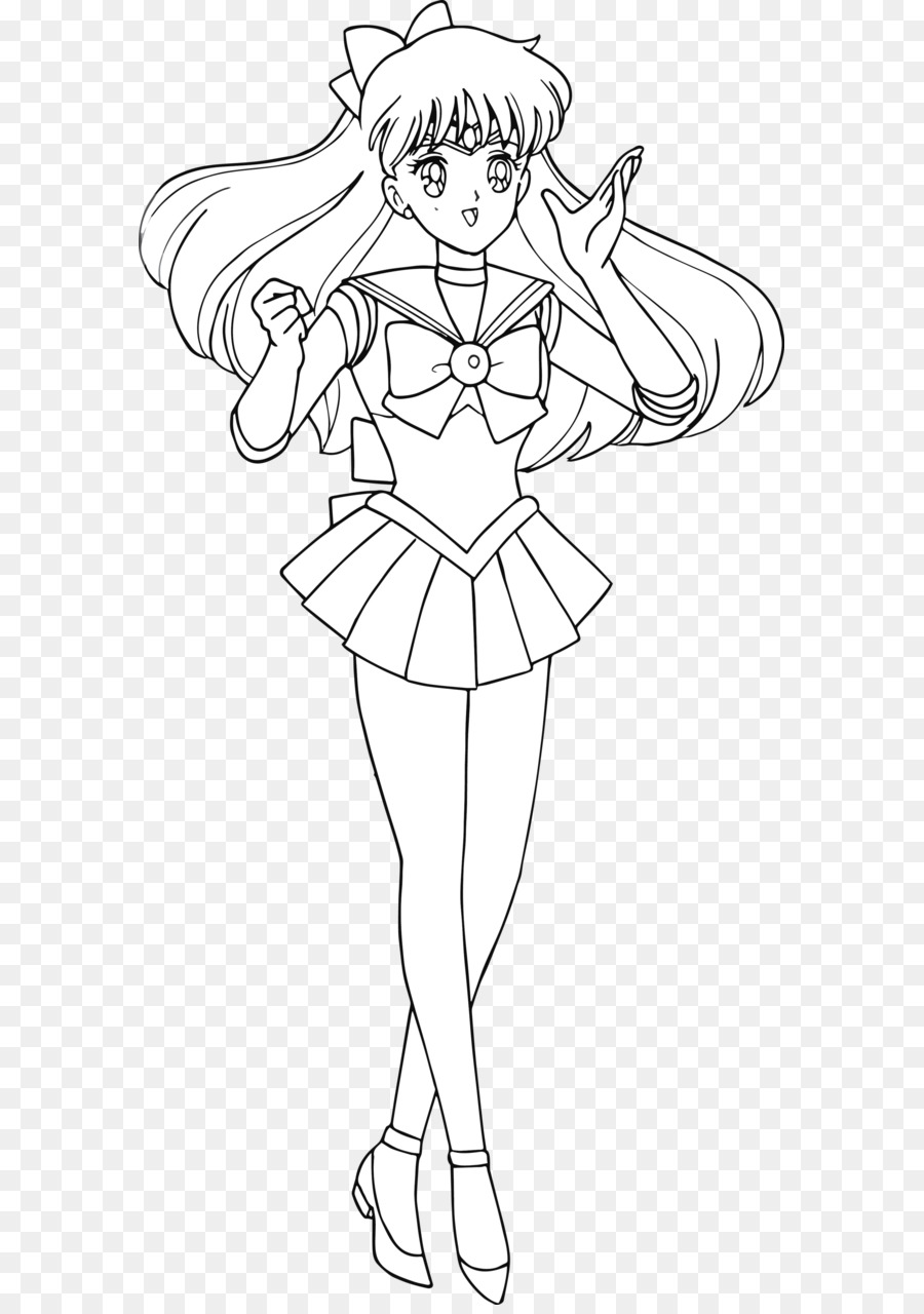 Sailor Venus Sailor Mercury Sailor Mars Sailor Moon Sailor Jupiter ...