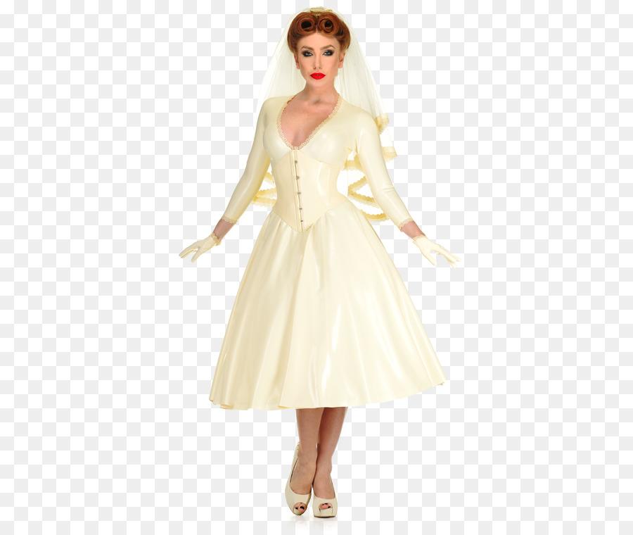 Brautkleid Ballkleid Cocktail Kleid Kleidung - Damen tragen png ...