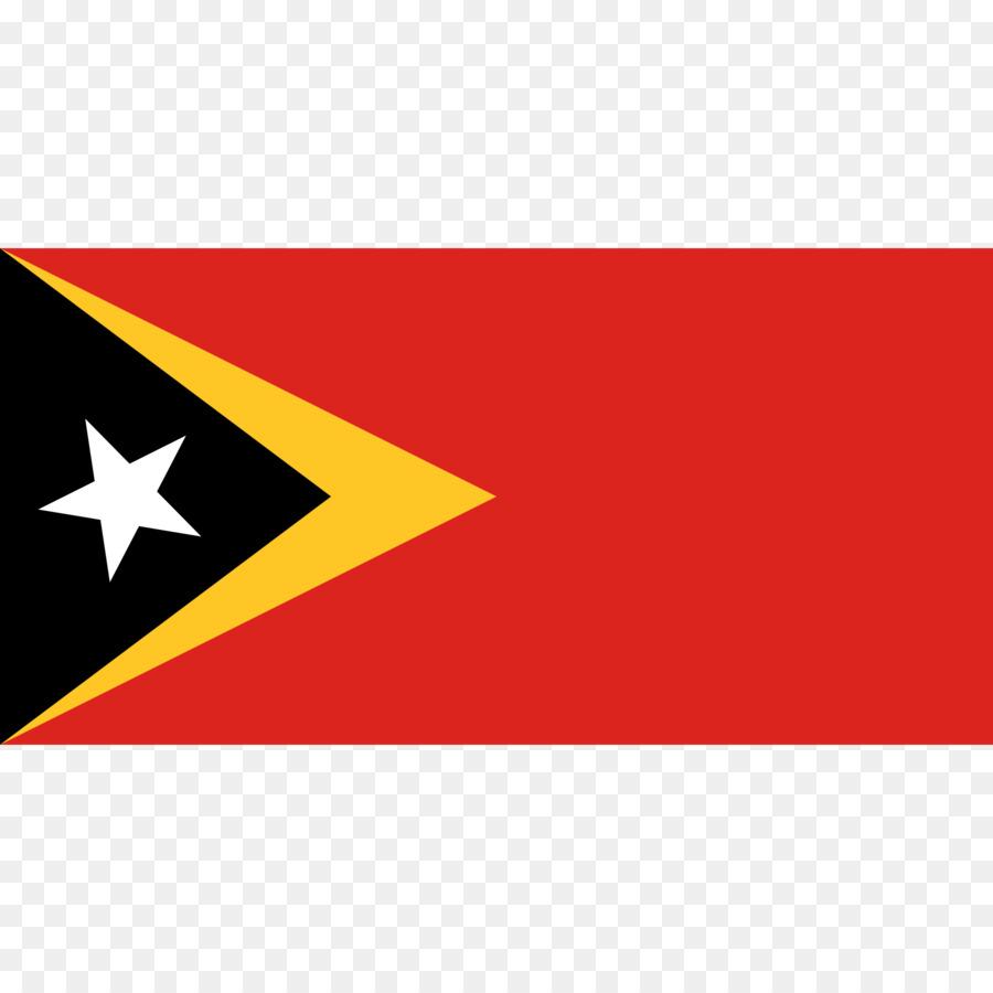 Timorleste Flag png download - 2000*2000 - Free Transparent