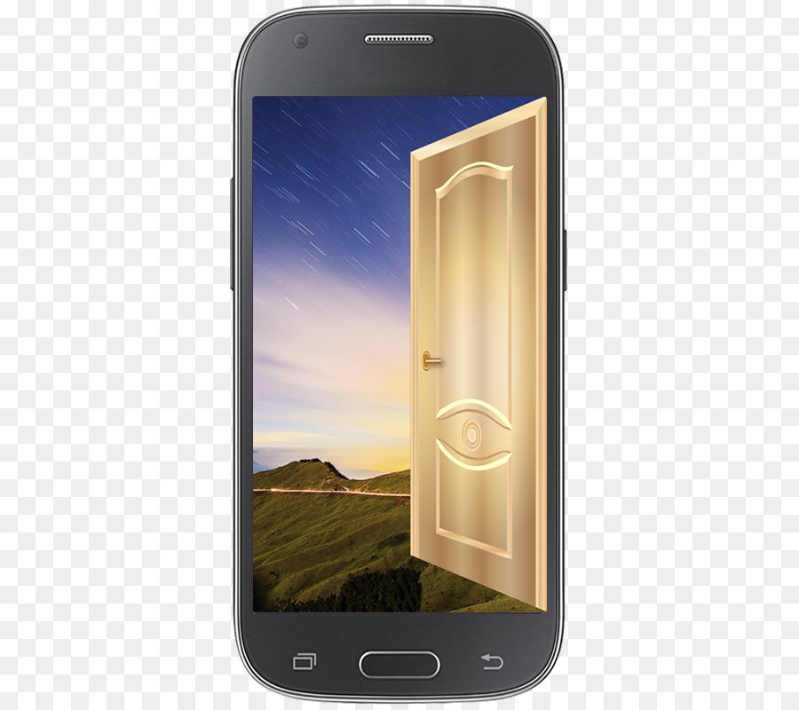 Smartphone Feature Phone Fingerprint Lock Screen Prank   Door Lock