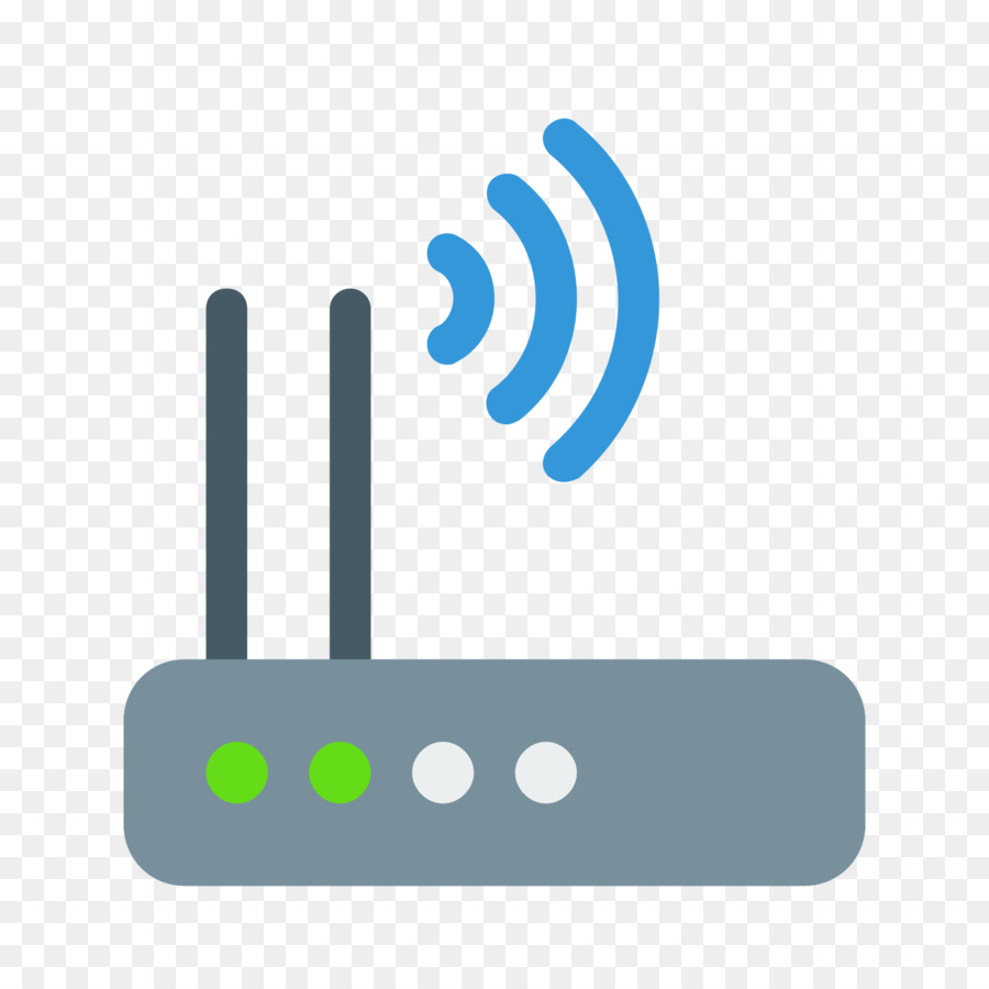 Wireless router Wi-Fi Computer Icons Modem - printer png download ...
