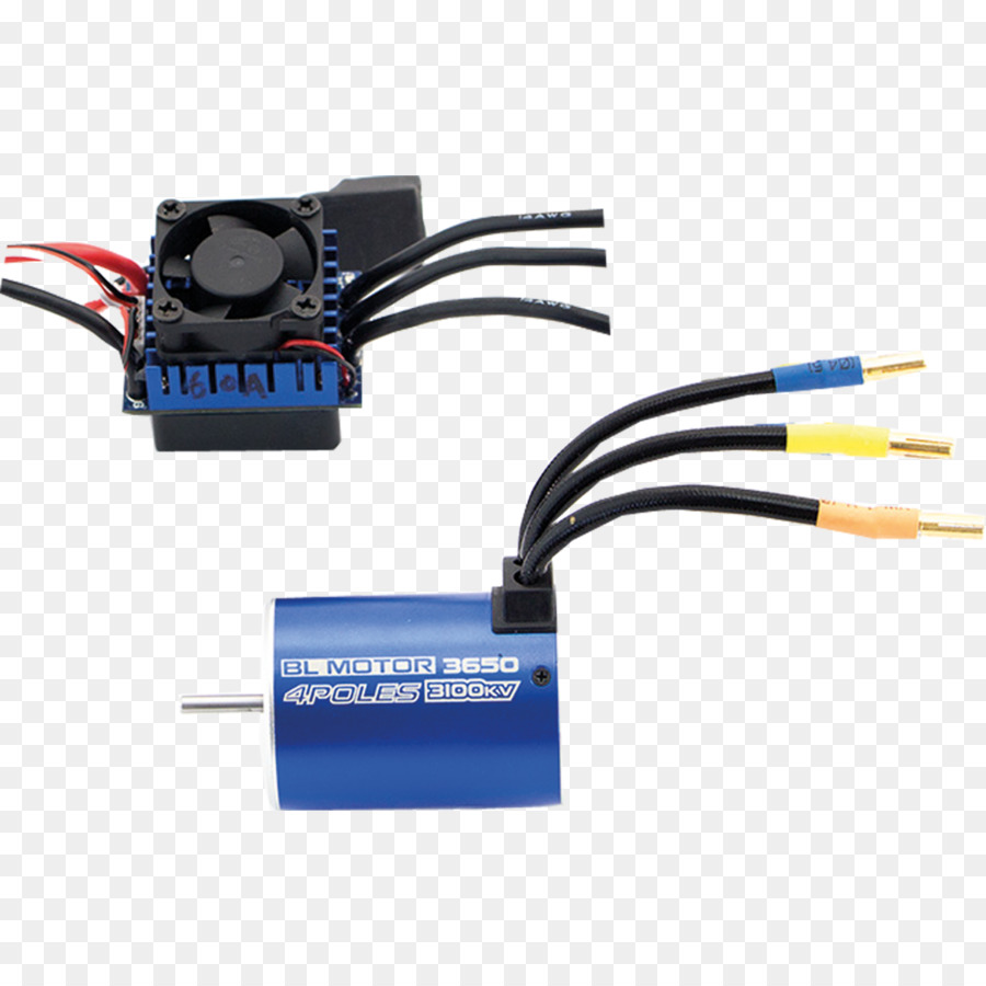 Brushless Dc Electric Motor Inrunner Brushed Radio Bldc Controller Circuit Electronic Controlled Car