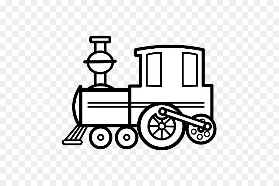 trem locomotiva livro de colorir desenho transporte de trem