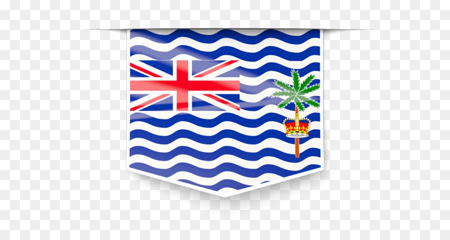 Bandera del Territorio Británico del Océano Índico Bandera de la ...