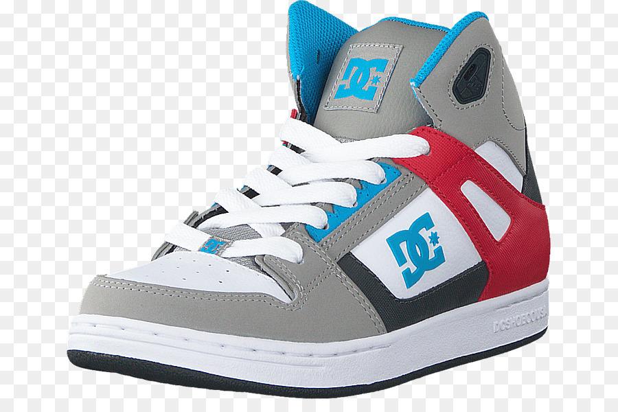 finest selection 96135 fc1f1 Sneaker DC Schuhe Blau Rot - DC Shoes png herunterladen ...