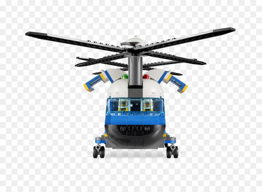 Lego 4439 City Heavy Duty Helicopter The Lego Group Hélicoptère De