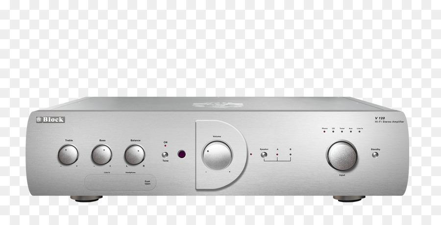 Verstärker für Lautsprecher