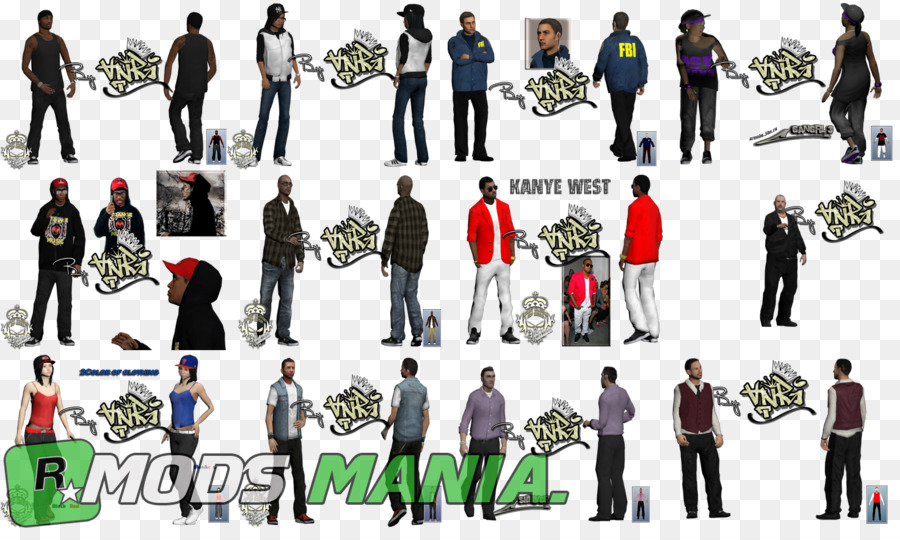 gta san andreas how to download mods