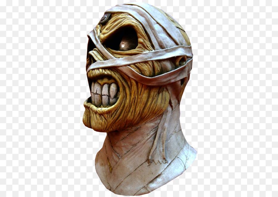 Maske Iron Maiden Eddie Powerslave Trick Or Treat Studios Eddie
