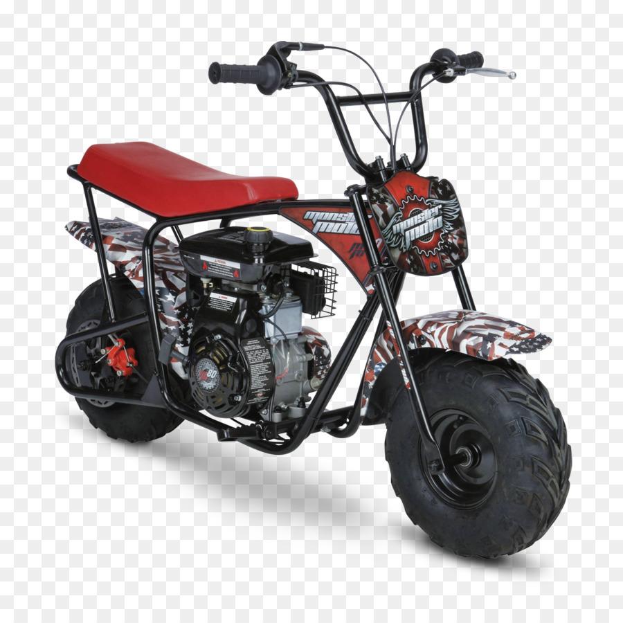 MINI Cooper Mobil Minibike sepeda Motor - motor trail