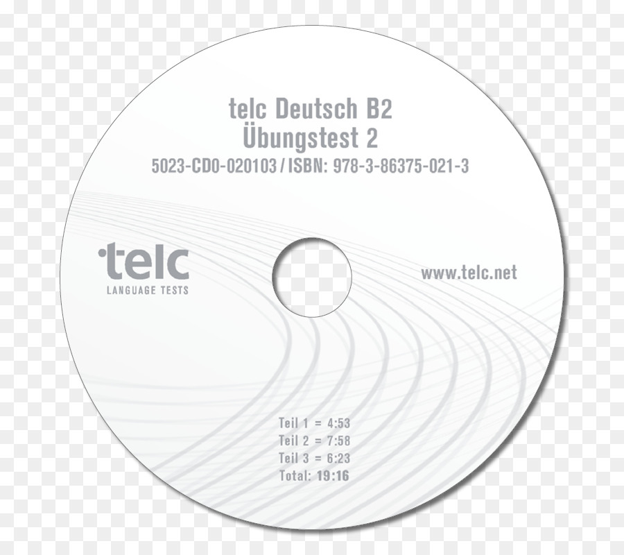 Compact Disc Zertifikat Deutsch Telc Deutsch B1 The European