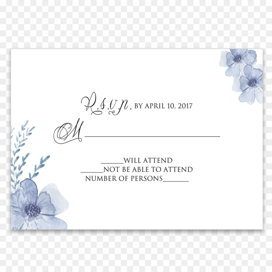 Wedding invitation Wedding reception Poetry Mechelen - european blue ...