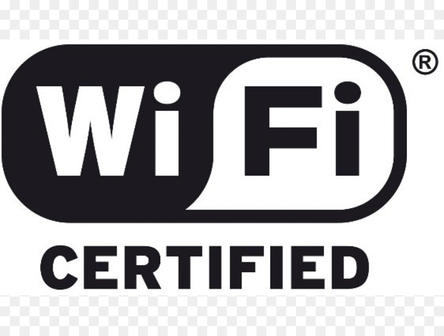 Logo Wi Fi Alliance Certification Wireless Lan Logo On Off Png