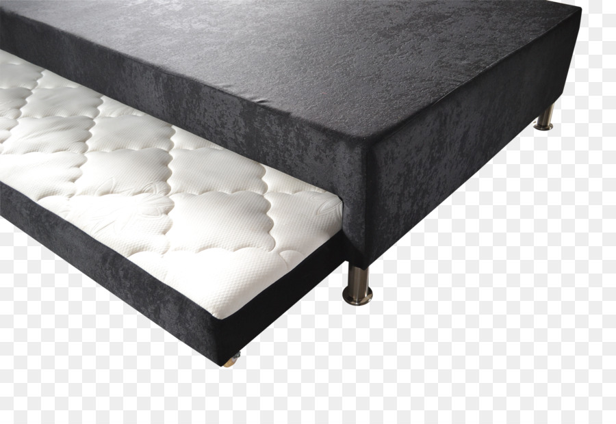Mattress Box spring Bed frame Table Trundle bed   Mattress png