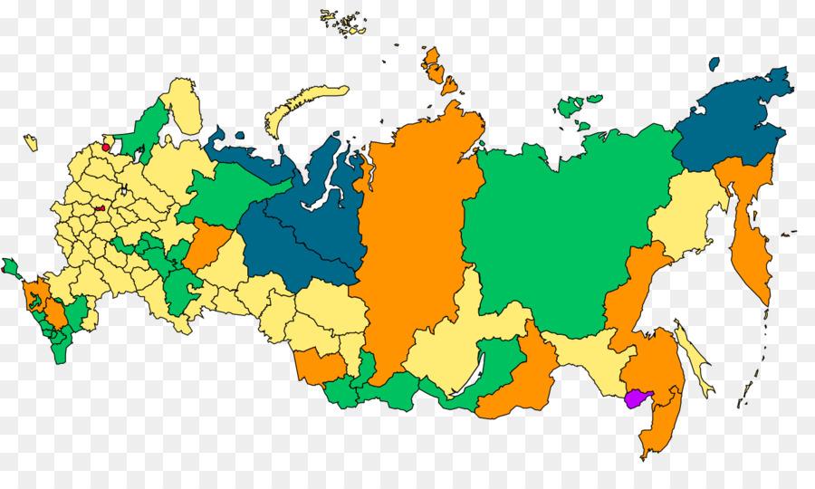 Karte Russland.Foderationssubjekten Russlands Die Russische