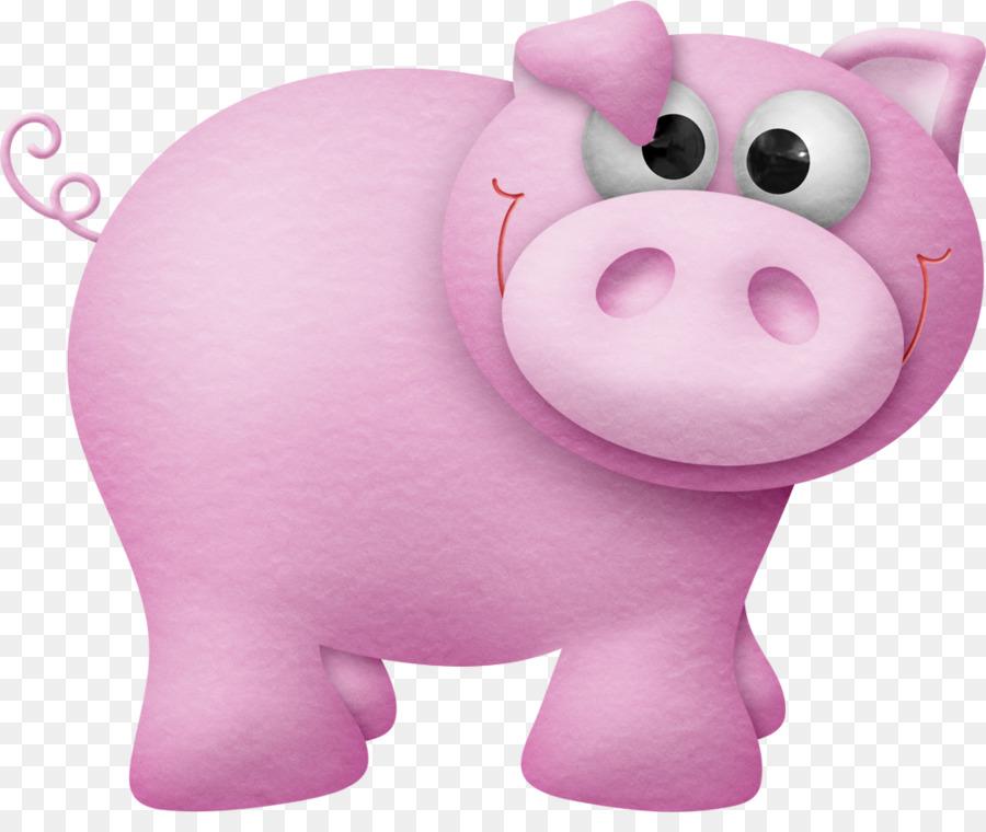Trong Nước Lợn Clip Nghệ Thuật Vẽ Hình Ảnh - Lợn