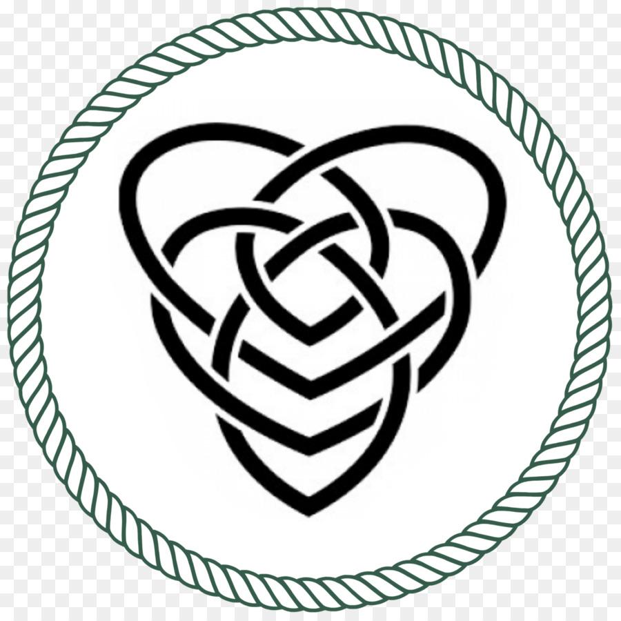 Celtic Knot Symbol Daughter Father Viking Symbol Png Download