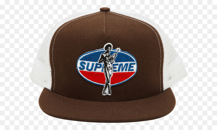 ce81d35fd13cd Hysteric Glamour Baseball cap Supreme Brand Product design - brown ...