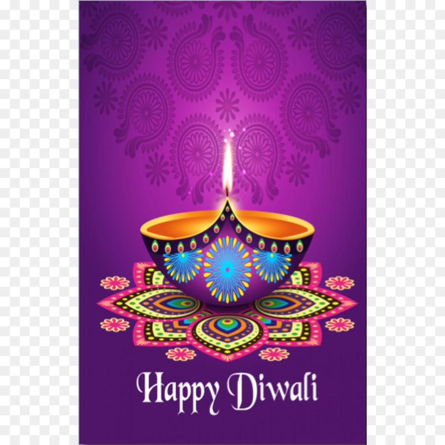 Diwali Greeting Note Cards Lakshmi Gift Diwali Png Download