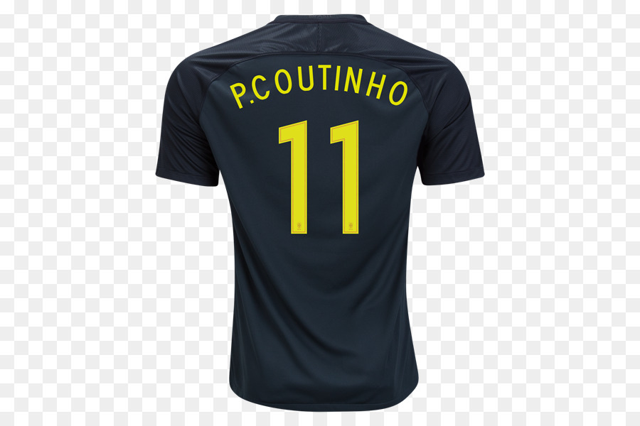 fc9186bb476 Brazil national football team T-shirt Uniform - T-shirt png download ...