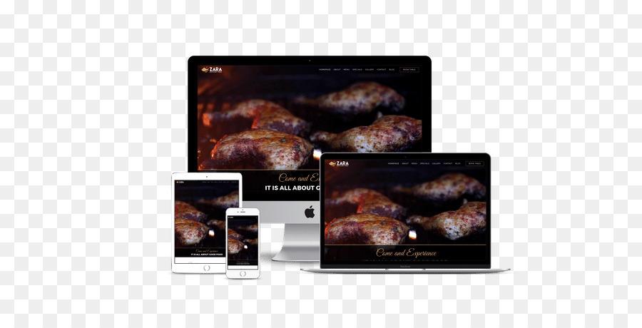 animal source foods recipe multimedia product responsive grid