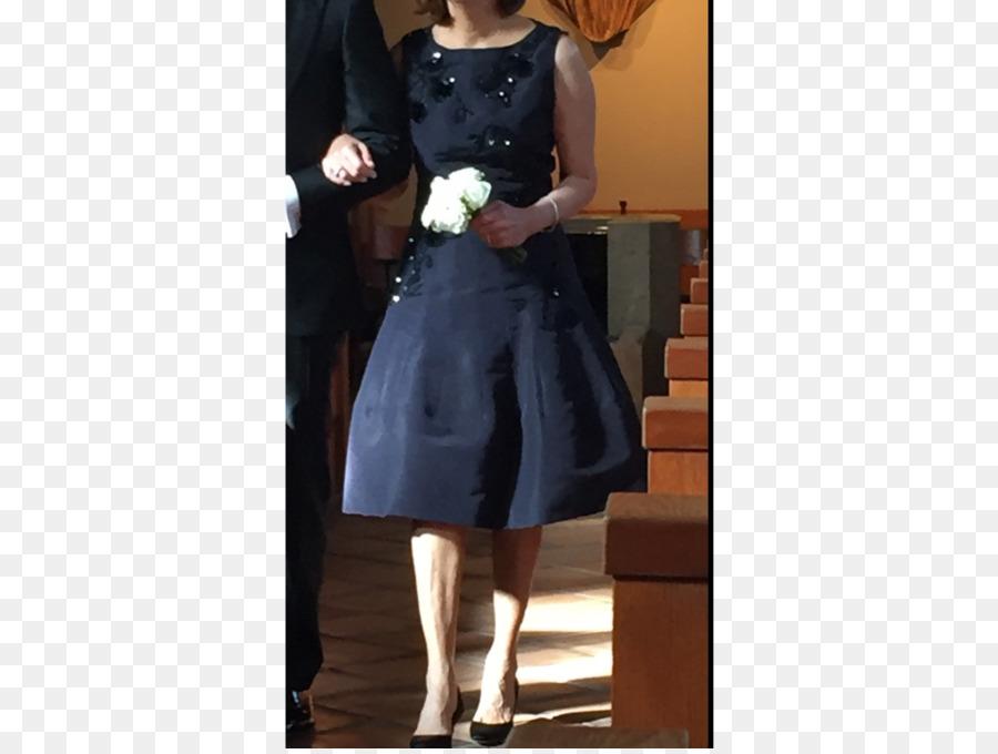 Kleine schwarze Kleid in der Taille modische Kleidung Socialite ...