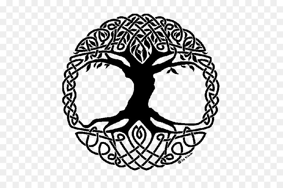 Tree Of Life Steel Tongue Drum Witchcraft Celtic Sacred Trees